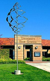 University High school Irvine
