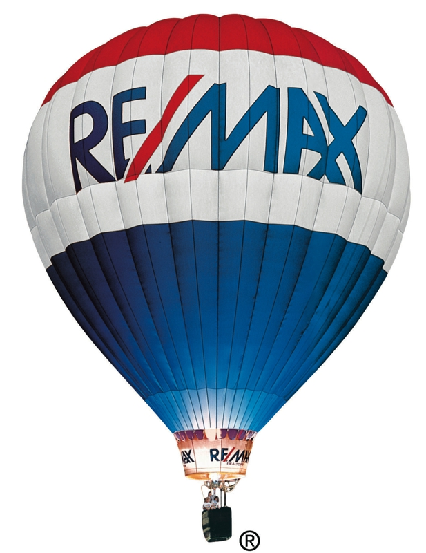 Remax hot air balloon