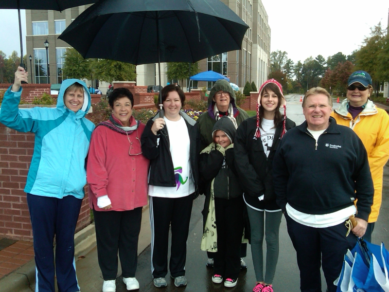 Step Lively: A Walk for Hospice