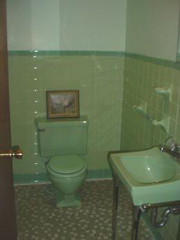 What Was It Like Bathe In A 1950 S Bathroom