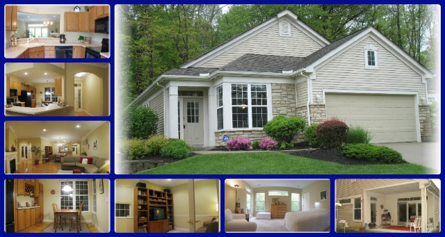 Cincinnati Area Maintenance Free And Low Maintenance Homes