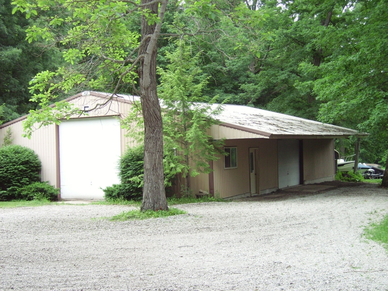 Acreage for sale in West Lafayette, Indiana with steel pole barn, dairy barn, pavillion, with woods and creek near Purdue University offered for sale by Sharon and Bruce Walter Keller Williams Lafayette, IN