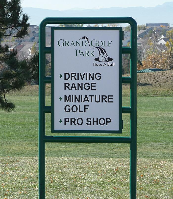Links At Highlands Ranch The In Highlands Ranch Colorado: Driving Range In Highlands Ranch CO