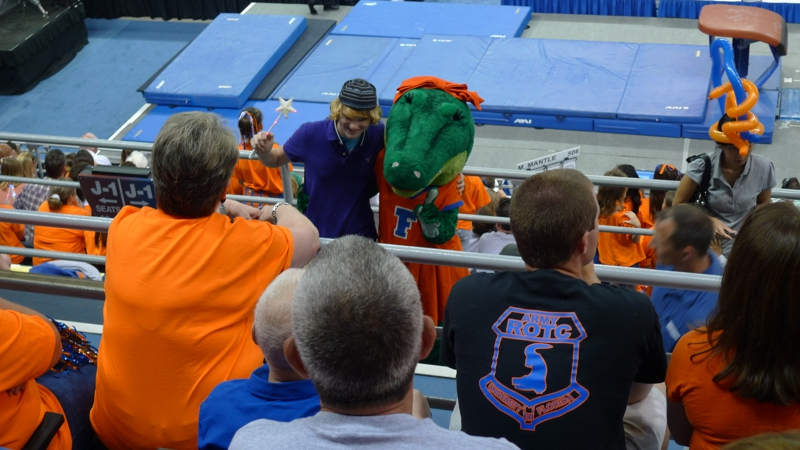 Alberta Gator University of Florida