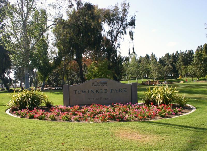 Tewinkle Park Costa Mesa