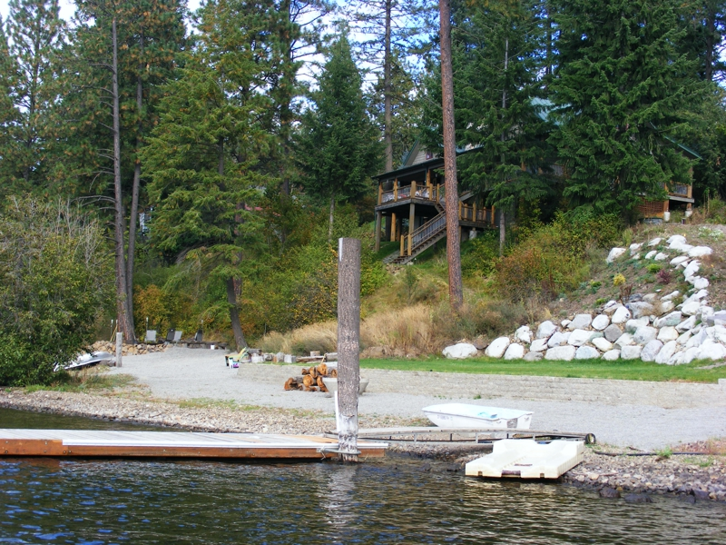 Coeur d'Alene Lake Homes