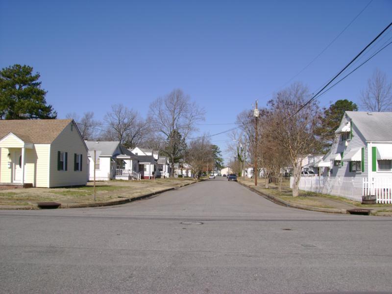 Image Gallery neighborhood street view