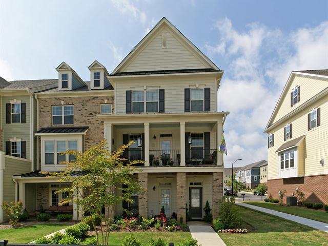 3 Story Townhome In Inside Wade