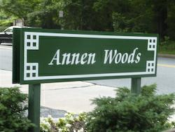 Annen Woods sign homerome.com