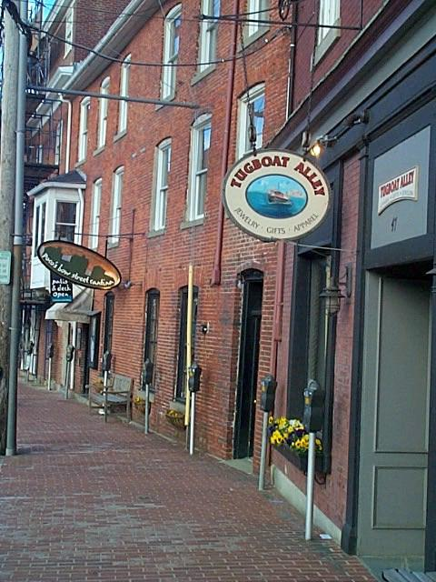 """Portsmouth Nh Shopping >> Portsmouth New Hampshire - """"Portsmouth Lights on Friday"""