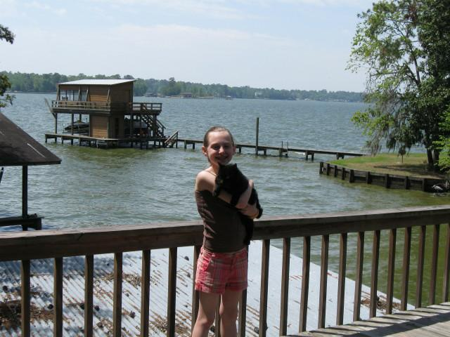 Lake Livingston Real Estate-waterfront and loving it!