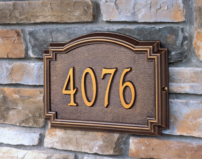 how do they determine address numbers