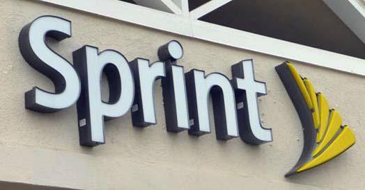 Sprint Sign HomeRome