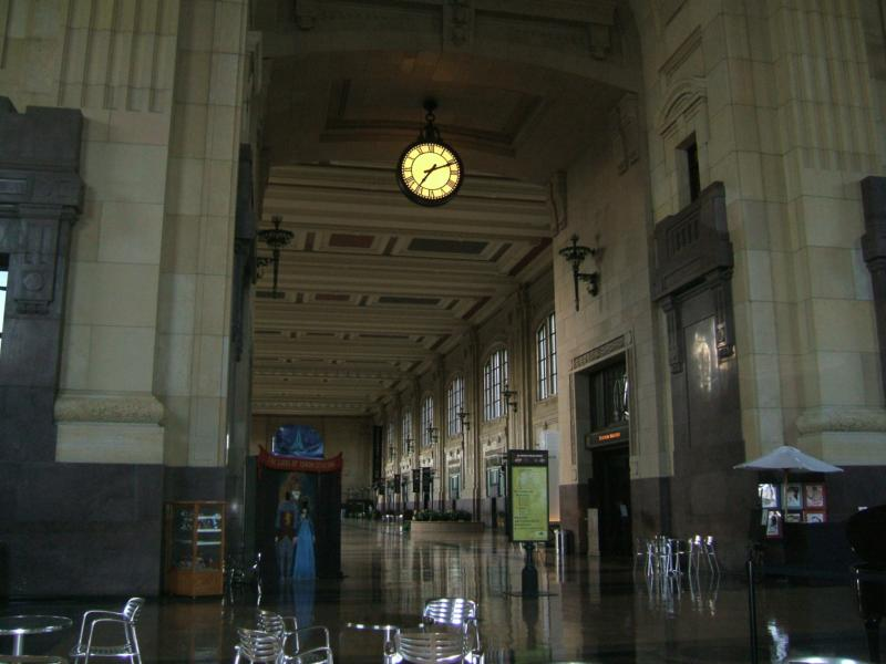 Union Station In Kansas City A Little History