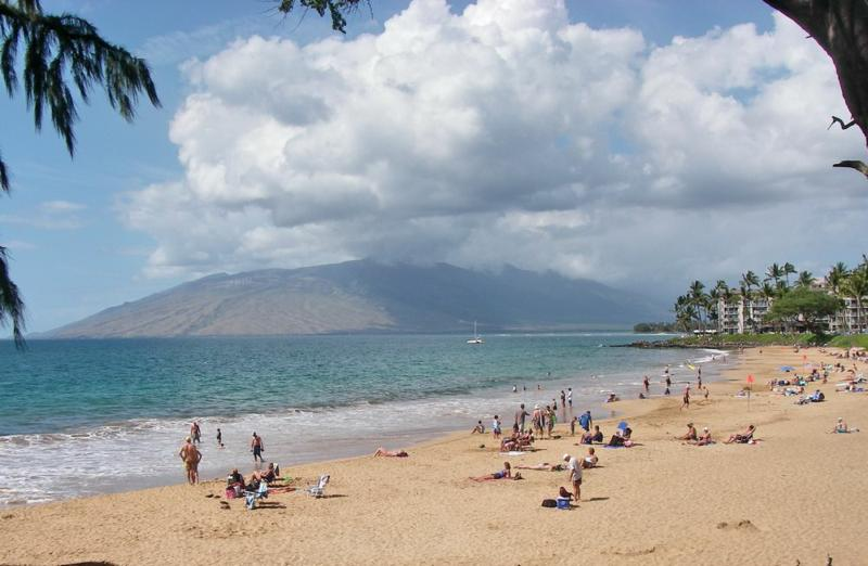Ole 2 Beach Park Kihei Maui
