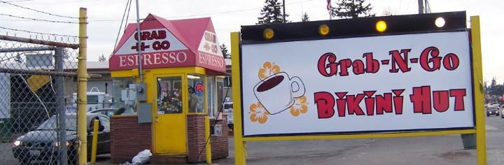 ar123300902685807 Here's the Bikini Hut… Clean coffee fun for the whole family.