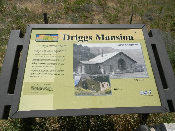 Driggs Mansion CO Hwy 141