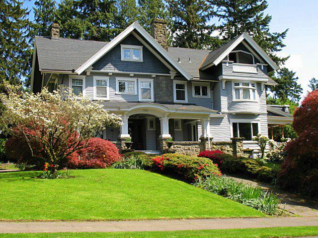 Portland Oregon Home located in Mt Tabor Neighborhood