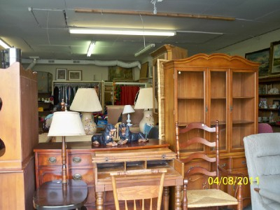 Wilmington Delaware Thrift Store Items