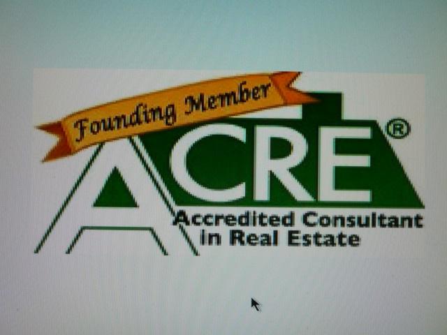 ACRE Founding Member HomeRome 410-5302400