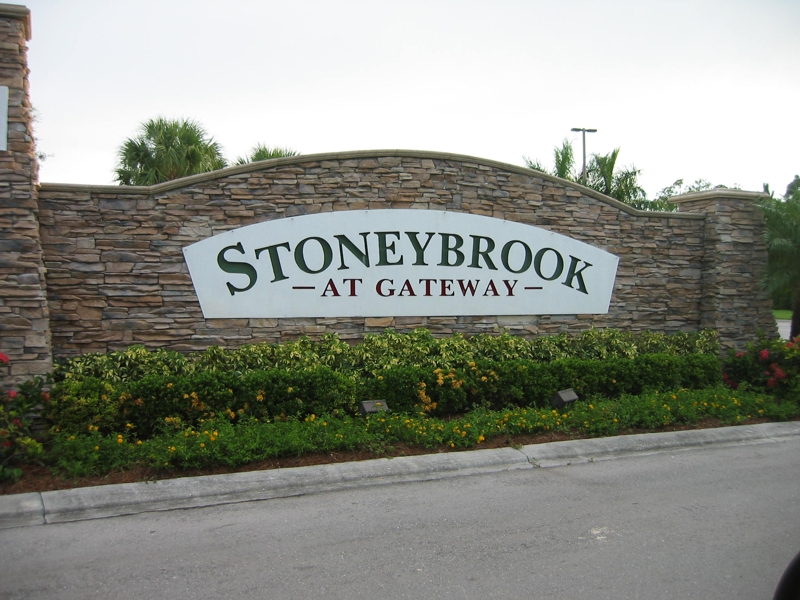 Homes for sale in Stoneybrook at Gateway