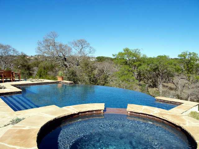 acreage homes with pools austin texas