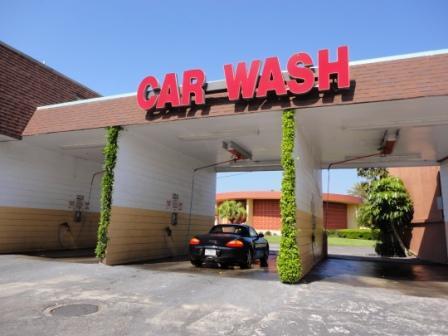 Treasure Island Car Wash, just love it.