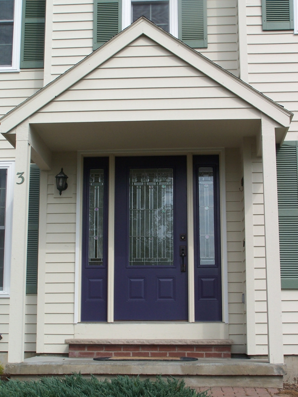 Feng shui and the color of your front door - Feng shui front door colors ...