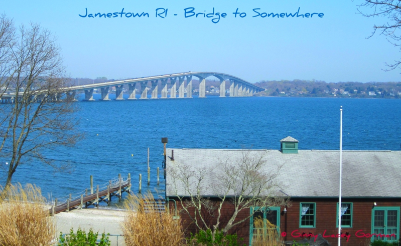 Plum Beach View of Jamestown RI real estate