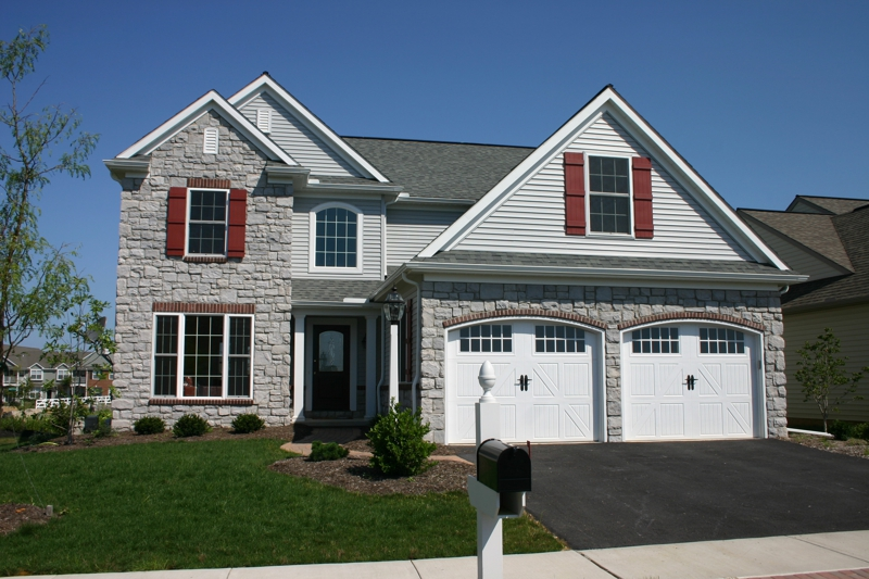 Village glen single family new construction homes in for Family home builders
