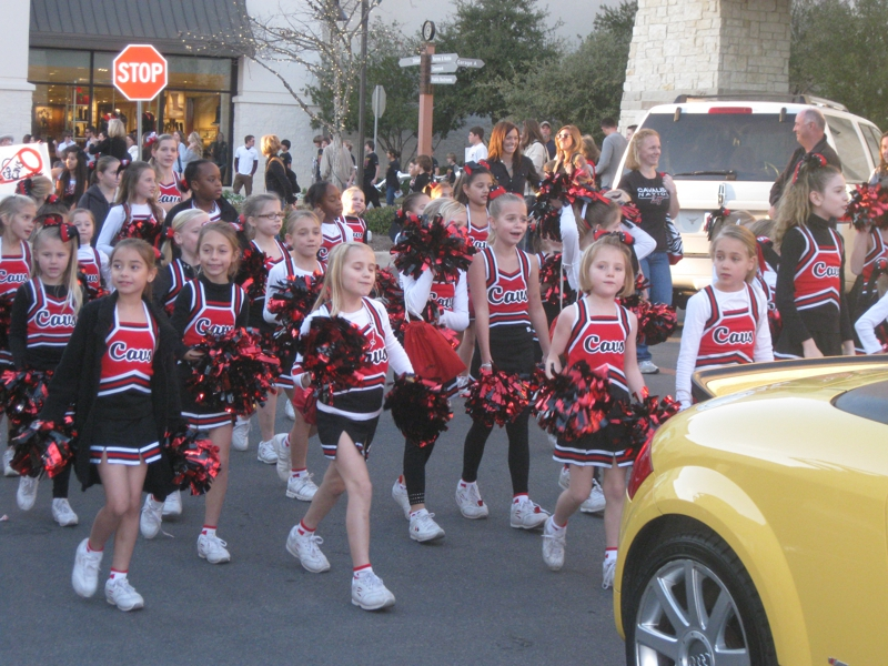 Cars For Sale Austin Tx >> Lake Travis High School Parade of Champions - Hill Country Galleria
