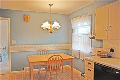 solon oh home for sale eat in kitchen area