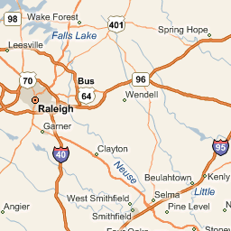 Johnston County Realist Map