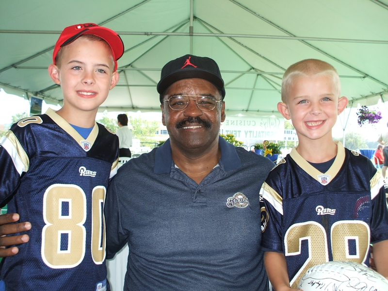 My Boys with Larry Hisle