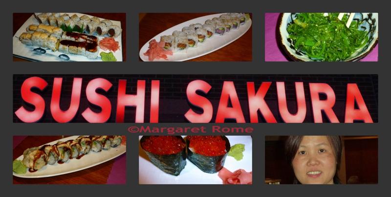 sushi sakura Pikesville