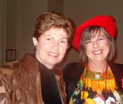 Margaret and Joeann