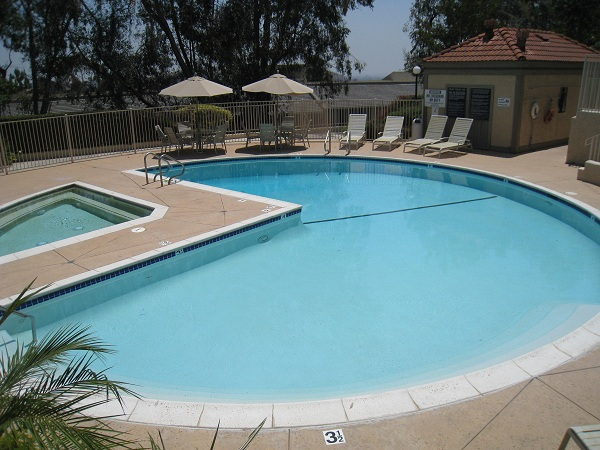 Drake Terrace in Monterey Hills -- Pool Time