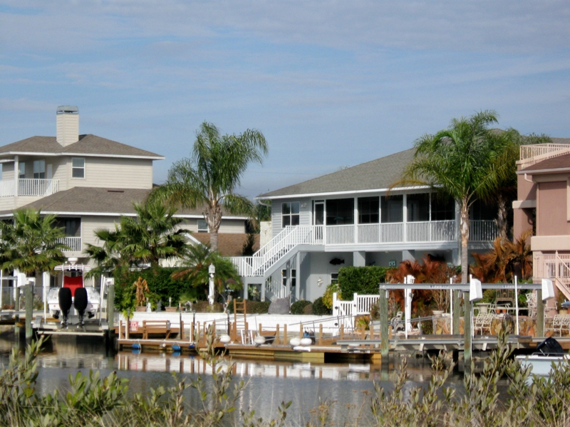 waterfront living in hernando beach florida hernando