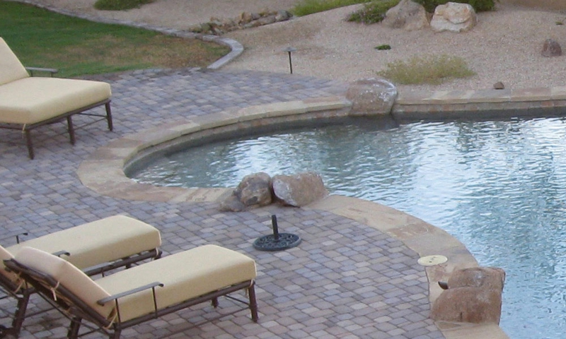 Grayhawk Pool Homes