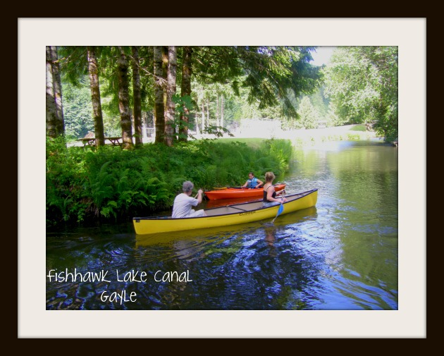 Fishhawk Lake Canal