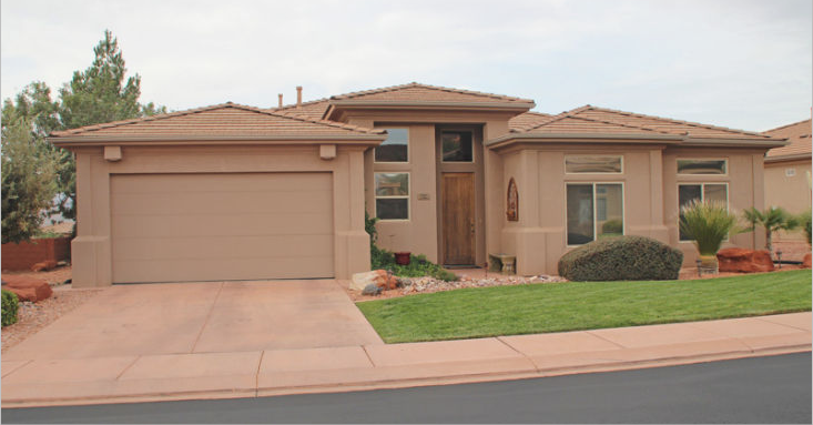 Paradise canyon homes for sale st george utah homes for Canyon house
