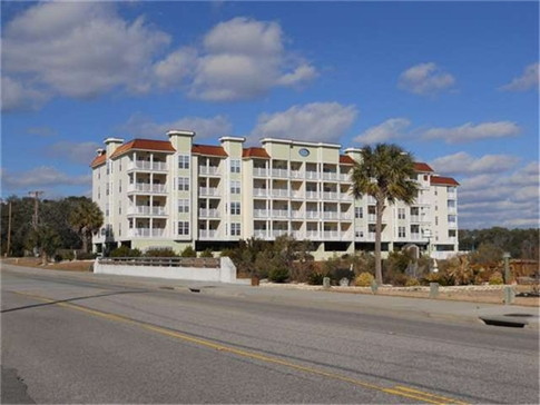 Ocean marsh condos for sale