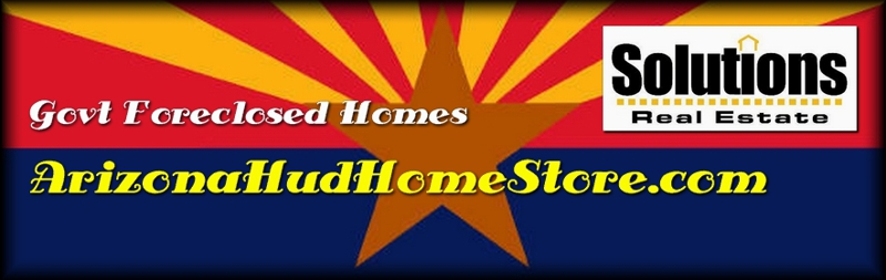3 Bed 2 Bath HUD Home for Sale in Surprise AZ - Suprise AZ West Point Towne Center Home for Sale