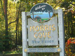 Morris Cove New Haven CT