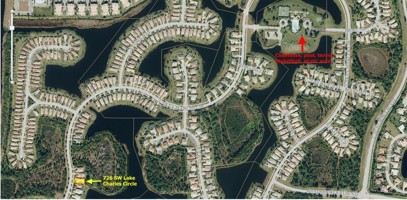 Lake Charles St Lucie West 726 Lake Charles 4 3 Pool