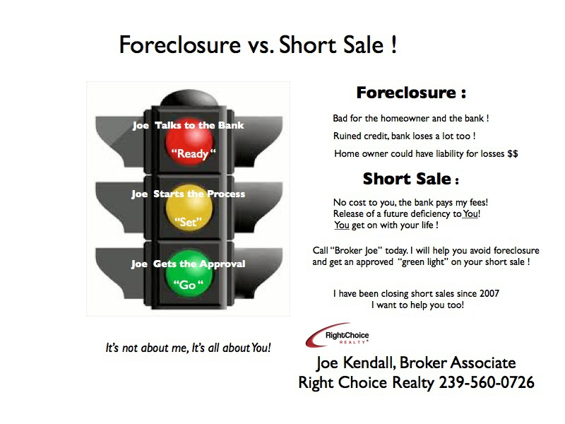 Short Sale Expert. Fort Myers, Cape Coral Bonita Springs