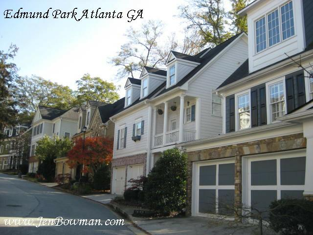 Edmund Park Real Estate Atlanta GA
