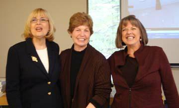Bernice, Margaret, Joeann