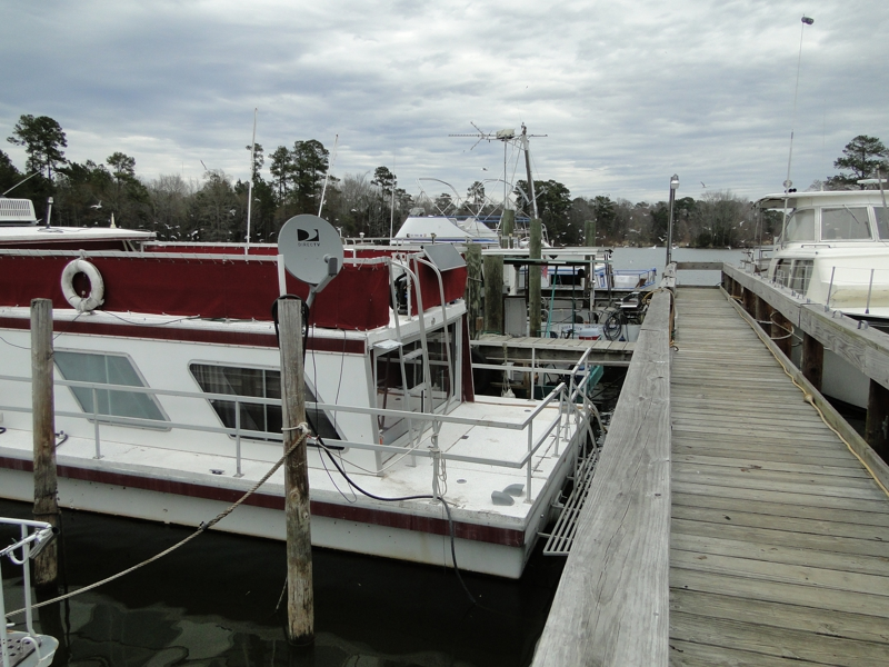 Bells Marina on Lake Marion, SC for Sale
