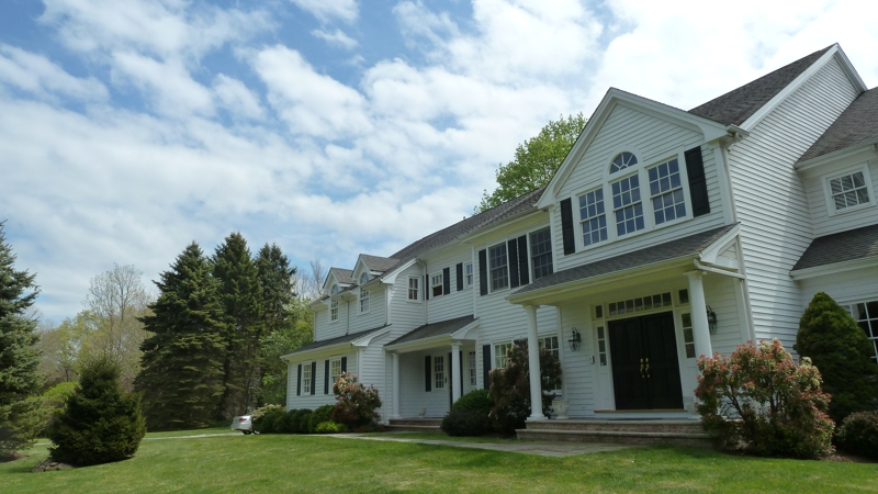 Wilton CT 06897 Open House at 27 Old Farm Road Sunday May 6th